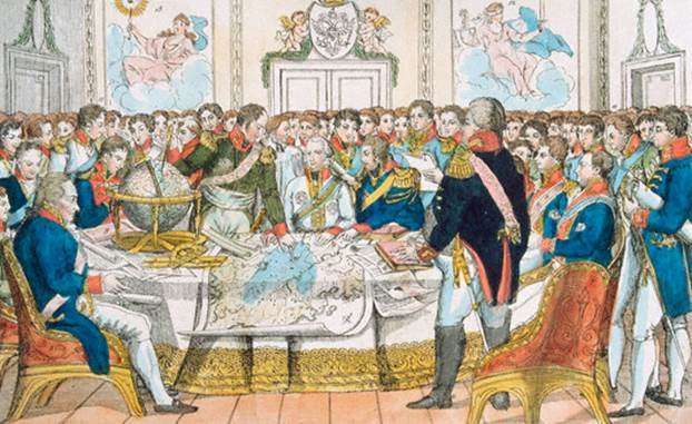 vienna congress Melvyn bragg and guests discuss the congress of vienna, 1814-15.